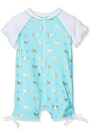 Snapper Rock Unisex Baby Brazo Corto bañador, Unisex bebé, G70782S/2