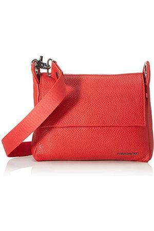 Mandarina Duck Mellow Leather Tracolla/Nero, Bolso bandolera para Mujer
