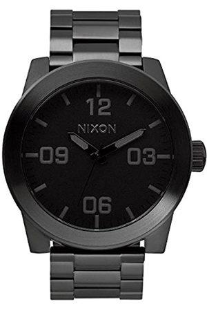 Nixon Reloj Analógico para Hombre de Cuarzo con Correa en Acero Inoxidable A346-001-00