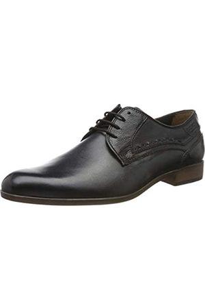 Fretz Men Oskar, Zapatos de Cordones Derby para Hombre, (Darg Grey 22)