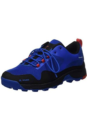 Vaude Men's Tvl Comrus Tech STX, Zapatos de Low Rise Senderismo para Hombre, (Fjord Blue 843)