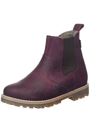 Froddo Tex Boot G3160111-4, Botas de Nieve para Niñas, (Bordeaux I28)