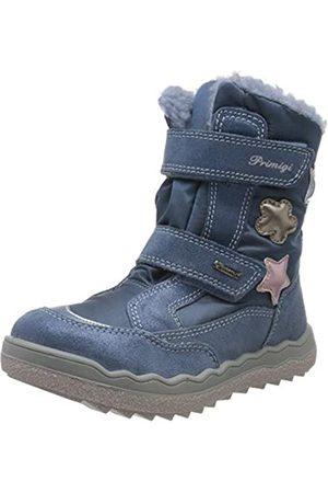 Primigi Gore-Tex Pfz 43820, Botas de Nieve para Niñas, Azu/Jeans 4382000