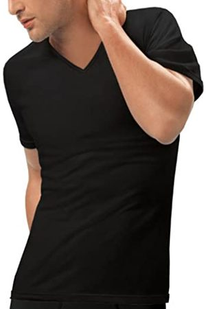 Nur Der Camiseta Interior con Cuello de Pico para Hombre