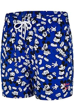 """Speedo Estampado Integral Disney Mickey Mouse de 13"""" Shorts de baño, Niños"""