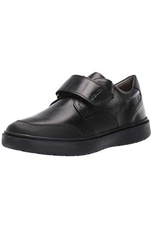 Geox Riddock Jr I, Zapatillas para Niños, (Black C9999)
