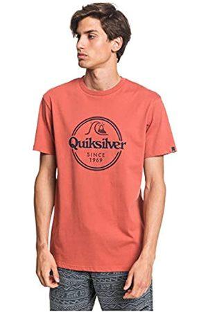 Quiksilver Words Remain tee M Camiseta