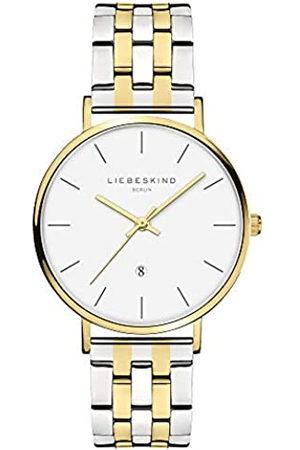 liebeskind Reloj Analógico para Mujer de Cuarzo con Correa en Acero Inoxidable LT-0215-MQ