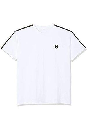 Wu Wear Sidetape tee Camiseta, Hombre