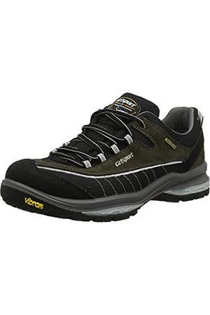 Grisport Latitude, Zapatillas de Senderismo para Hombre, (Black/Grey)