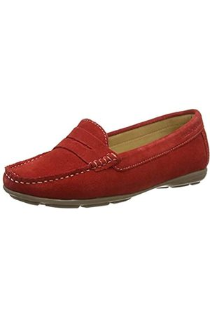 Hush Puppies Margot, Mocasines para Mujer, (Red Red)
