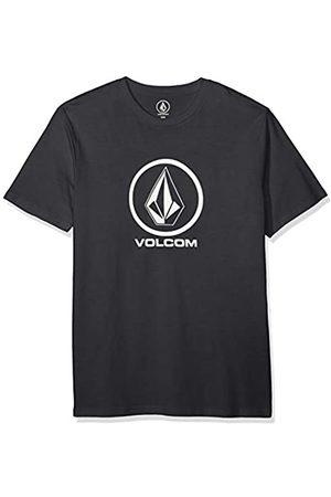 Volcom Crisp Stone BSC SS Camiseta, Hombre