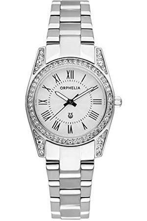 ORPHELIA 12501 - Reloj de Pulsera Mujer, Acero Inoxidable