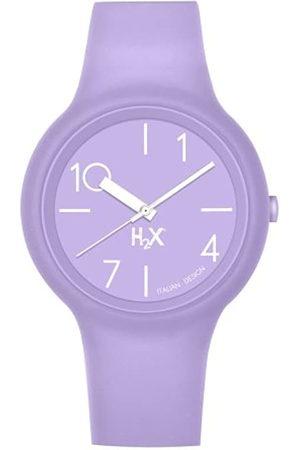 Haurex Reloj Analógico para Mujer de Cuarzo con Correa en Caucho SL390DL1