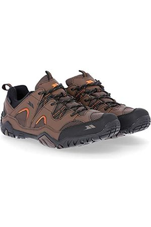 Trespass Helmeii, Zapatos de Low Rise Senderismo para Hombre, (Earth Ear)