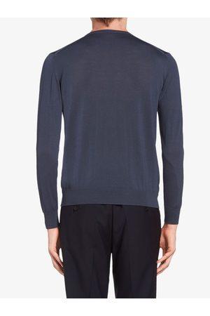 Prada Hombre Jerséis y suéteres - Jersey de lana