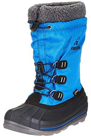 Kamik Carmackgtx, Botas de Nieve Unisex Niños, (Blue-Bleu BLU)