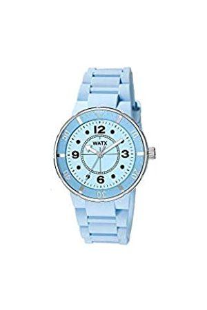 Watx Reloj Análogo clásico para Mujer de Cuarzo con Correa en Caucho RWA1605