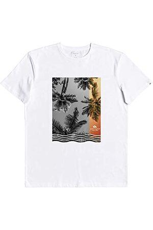 Quiksilver Parallel Lives Camiseta, Hombre