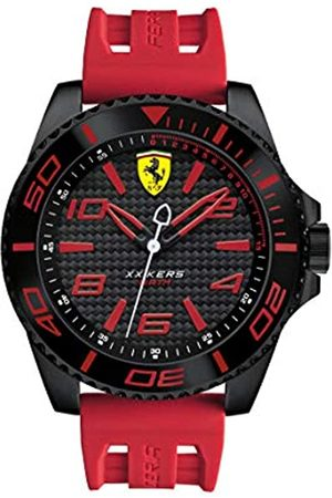 Scuderia Ferrari Ferrari 0830308 XX Kers - Reloj analógico de pulsera para hombre (cuarzo