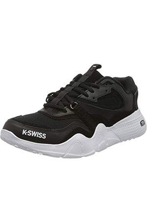 K-Swiss CR-terrati, Zapatillas para Mujer, (Black/White 002)