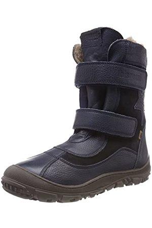 Bisgaard 61017218, Botas de Nieve Unisex niños, Blue 604