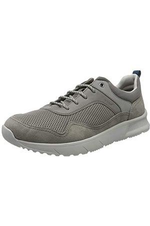 Geox U Tivano B, Zapatillas para Hombre, (Grey C1006)