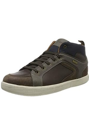 Geox U TAIKI B ABX A, Zapatillas Altas para Hombre, (Brown/Mud C6044)