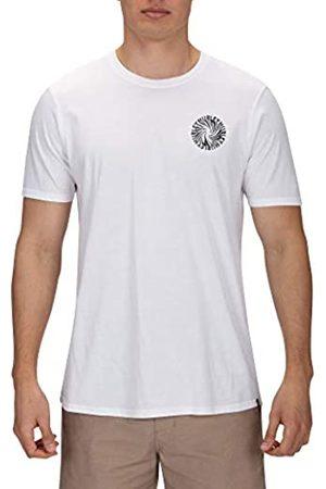 Hurley M Wormhole tee Camisetas, Hombre