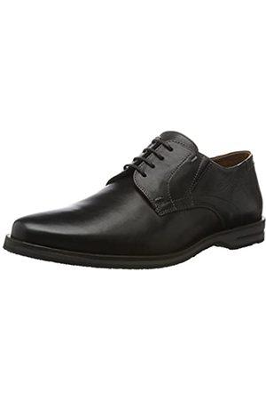Lloyd Koda Extraweit, Zapatos de Cordones Derby para Hombre, (Schwarz 0)