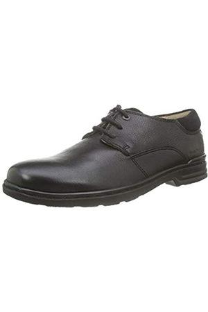 Hush Puppies MAX, Zapatos de Cordones Derby para Hombre , (Black (Black Black) black)