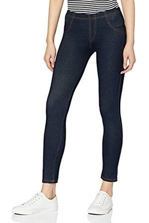 Nur Die Treggings, Leggings para Mujer, (Dunkel Jeans 339)