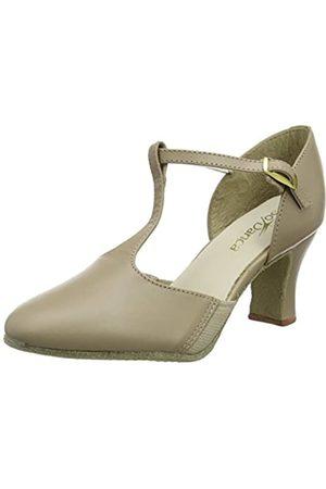 So Danca Ch57, Zapatillas de Baila Moderno y Jazz para Mujer, (Tan)