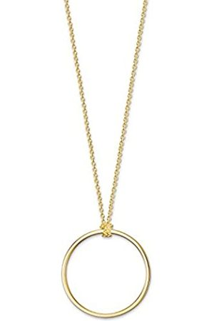Thomas Sabo Collar con colgante Mujer plata - X0252-413-39-L90