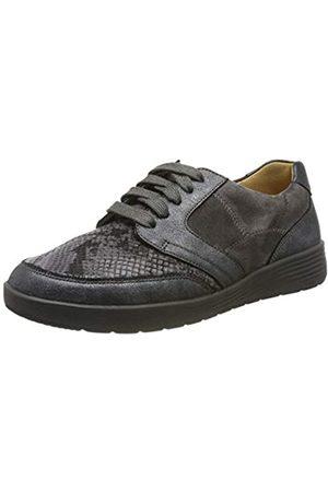 Ganter Sensitiv Klara-K, Zapatos de Cordones Derby para Mujer, (Antrazit/Graphit 62630)