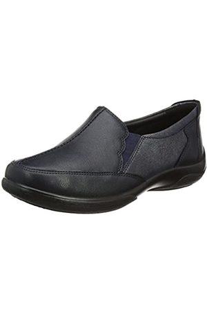 Padders 874, Zapatos sin Cordones Mujer, (Navy Combi)
