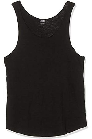 Urban classics Long Shaped Open Edge Loose Tank Camiseta Deportiva de Tirantes
