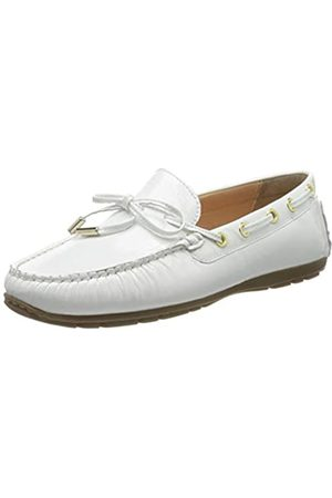 Sioux Carmona-701, Mocasines para Mujer, (Weiss 001)