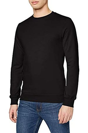 Urban classics Sweatshirt Basic Terry Crew Pullover suéter, /electriclime