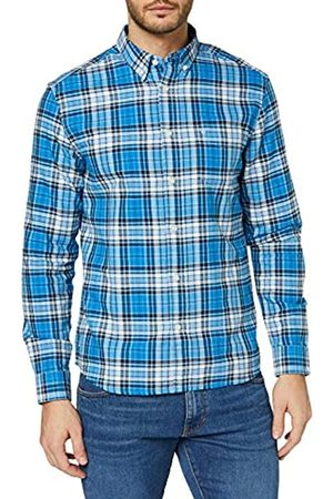 Wrangler LS 1 Pkt Button Down Camisa