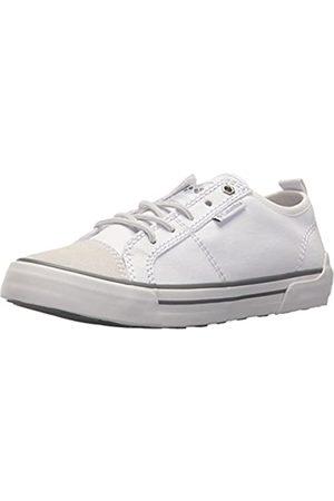 Columbia Goodlife™ Lace, Zapatillas Casual para Mujer, (White, Ti Grey Steel)