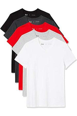 FIND Marca Amazon - FIND Padslimvee Camisetas Hombre, 54