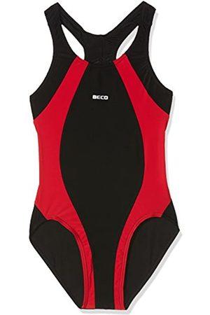 Beco – Bañador para niña Aqua Talla:15 años (164 cm)