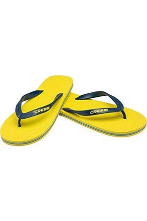 Cressi Beach Flip Flops Chanclas para Playa y Piscina, Unisex para Niños