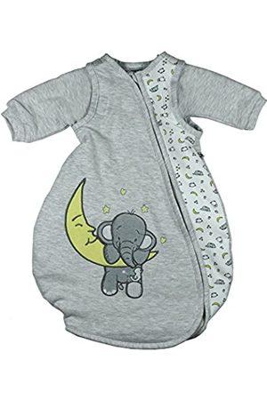 Jacky Schlafsack Leicht wattiert mit abnehmbaren Ärmeln Nos Elephant Saco de Dormir