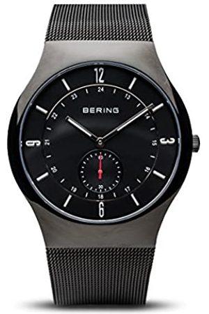 Bering Reloj Analógico para Hombre de Cuarzo con Correa en Acero Inoxidable 11940-222