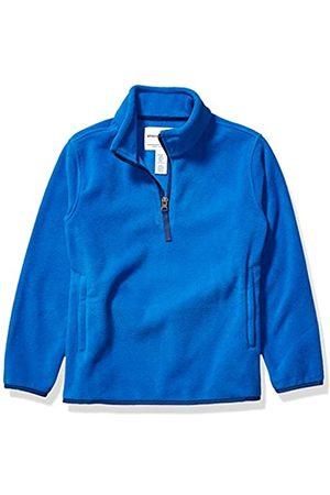 Amazon Quarter-Zip Polar Fleece Jacket Outerwear-Jackets