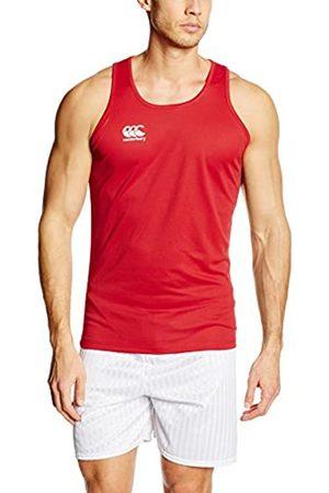 Canterbury Vapodri Training Singlet Camiseta sin Mangas, Hombre