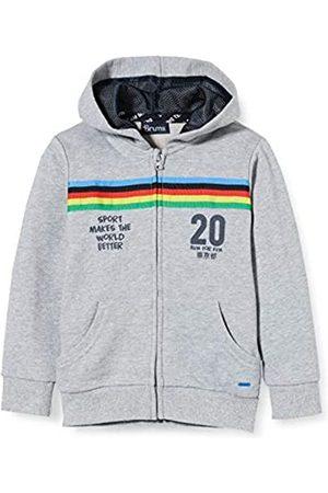 Brums Top Full Zip F.pa con Cappuccio suéter