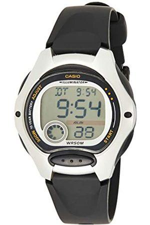 Casio Reloj Digital para Mujer de Cuarzo con Correa en Resina LW-200-1AVEF